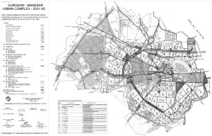 gurgaon-manesar-master-plan-2031-map