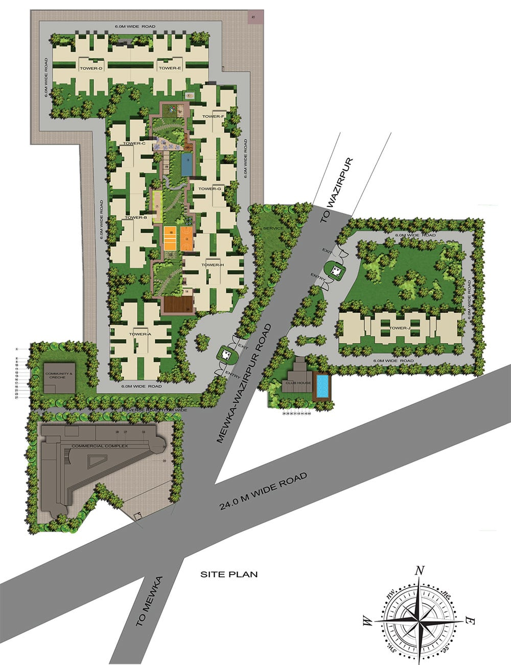 Site_Map gls Avenue51