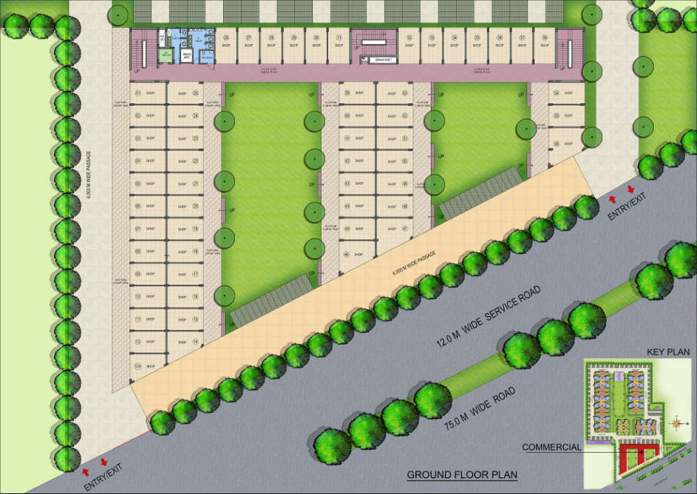 mrg-worlds-gurgaon-site-plan-ground-floor